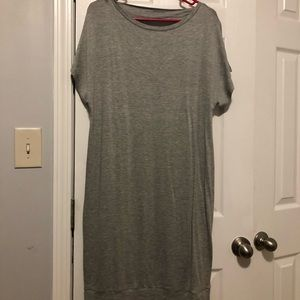 Gap T-shirt Dress Medium Tall